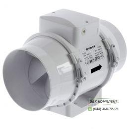 ВЕНТС ТТ 125 - вентилятор для круглых каналов