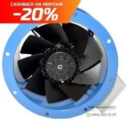 ВЕНТС ВКФ 2Е 200 - осевой вентилятор низкого давления