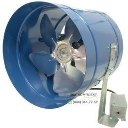 ВЕНТС ВКОМ 200 - осевой вентилятор низкого давления