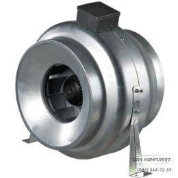 ВЕНТС ВКМц 315 - канальный вентилятор для круглых воздуховодов
