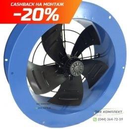 ВЕНТС ВКФ 4Е 400 - осевой вентилятор низкого давления