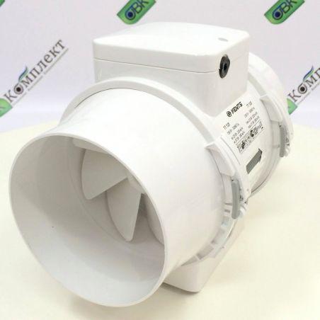 Вентилятор ВЕНТС ТТ 125 С - вентилятор для круглых каналов