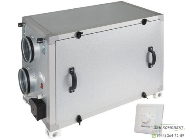 ВЕНТС ВУТ 600 Г - приточно-вытяжная установка с рекуператором