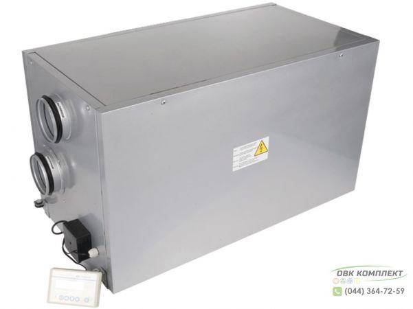 ВЕНТС ВУТ 300-2 ЭГ ЕС - приточно-вытяжная установка с рекуператором