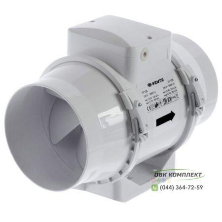 ВЕНТС ТТ 125 С - вентилятор для круглых каналов