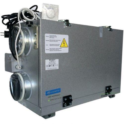 ВЕНТС ВУТ 300 Г2 мини ЕС А2 - приточно-вытяжная установка с рекуператором