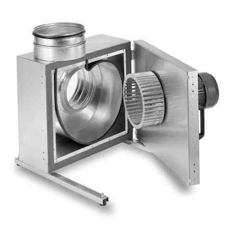 Кухонный вентилятор Systemair KBT 225D4 IE2