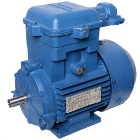 Электродвигатель 4ВР63A6 (4ВР 63A6) 4ВР 63 A6 0,18 кВт 1000 об/мин