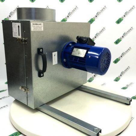 ВЕНТС КСК 200 4Д - шумоизолированный кухонный вентилятор