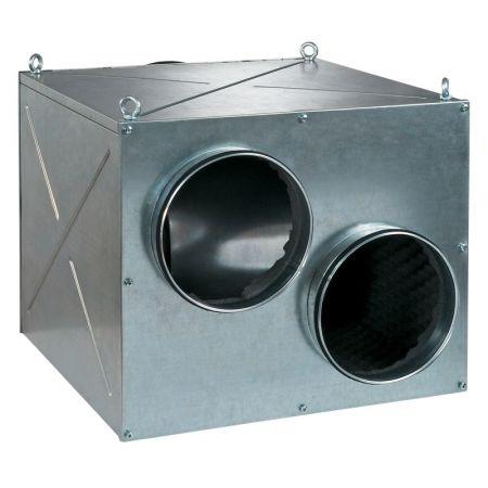 ВЕНТС КСД 315/250x2-4E - шумоизолированный вентилятор