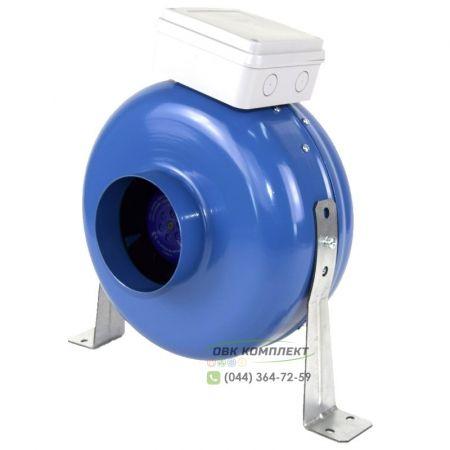 ВЕНТС ВКМ 100 Е - вентилятор для круглых каналов