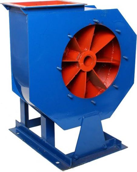 Пылевой вентилятор ВЦП 5-45 (ВРП) №8 7,5 кВт, 1000 об.