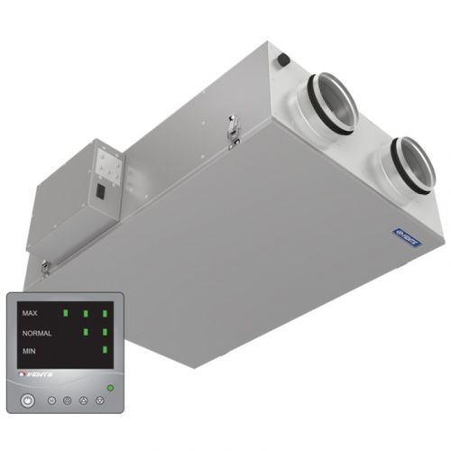 ВЕНТС ВУЭ2 250 П ЕС - приточно-вытяжная установка с рекуператором