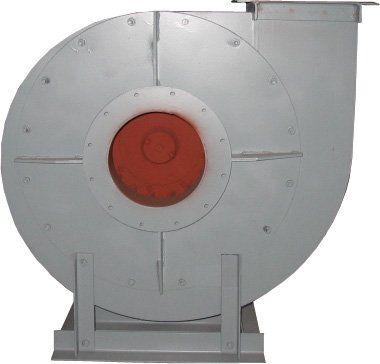 Вентилятор ВЦ 6-28 №10 55 кВт, 1500 об.