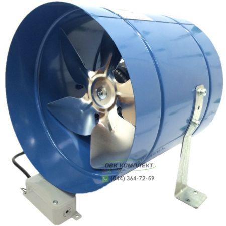 ВЕНТС ВКОМ 250 - осевой вентилятор низкого давления