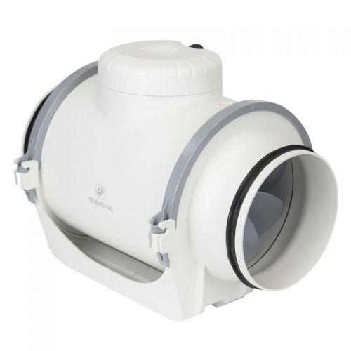 Канальный вентилятор Soler&Palau TD EVO-125