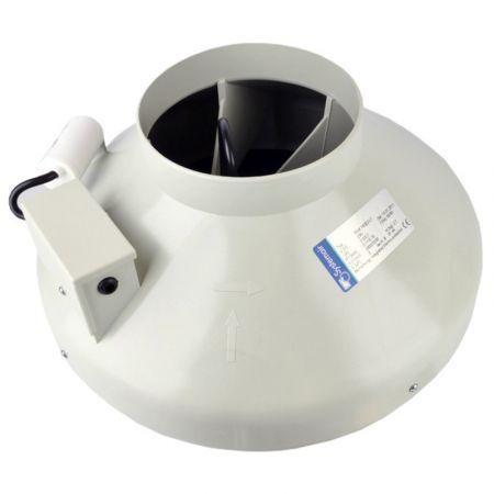 Канальный вентилятор Systemair RVK sileo 200E2-L1