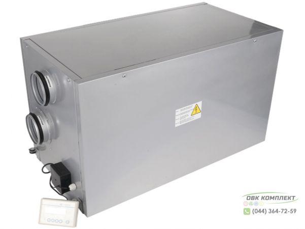 ВЕНТС ВУТ 600 ЭГ ЕС - приточно-вытяжная установка с рекуператором