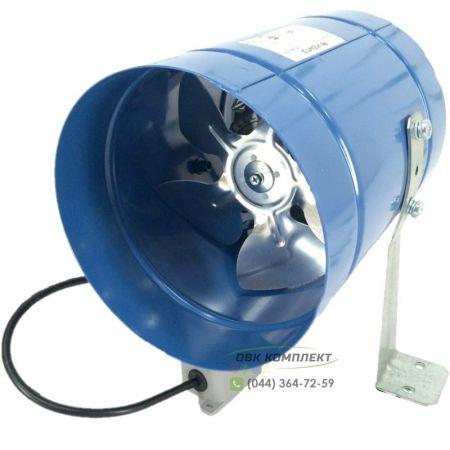 ВЕНТС ВКОМ 150 - осевой вентилятор низкого давления