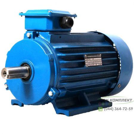 Электродвигатель АИР 80 В6 (3-фазы) | 1,1 кВт 1000 об/мин