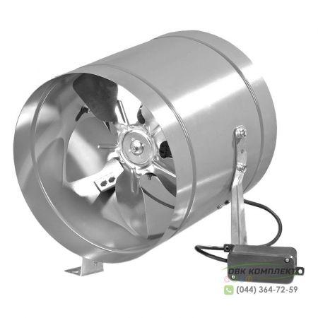 ВЕНТС ВКОМц 250 - осевой вентилятор низкого давления