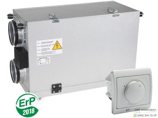 ВЕНТС ВУТ 200 Г мини - приточно-вытяжная установка с рекуператором