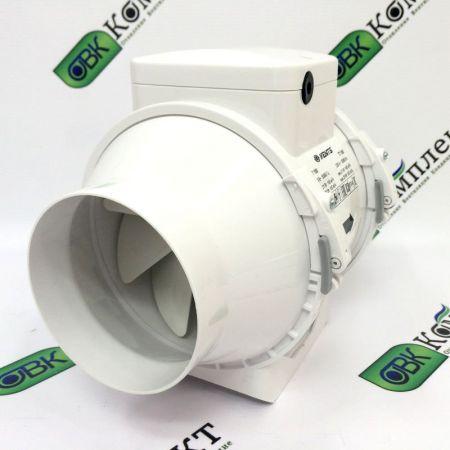 Вентилятор ВЕНТС ТТ 100 - вентилятор для круглых каналов