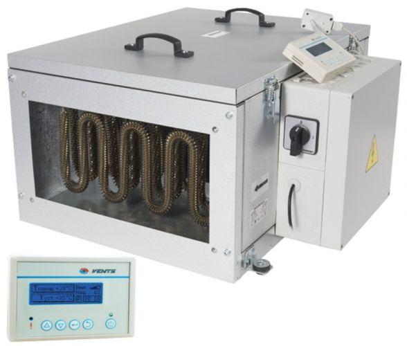 ВЕНТС МПА 800 Е1 LCD - приточная установка