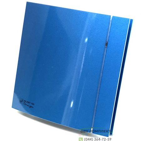 Вентилятор Soler&Palau Silent-100 CZ Blue Design 4C