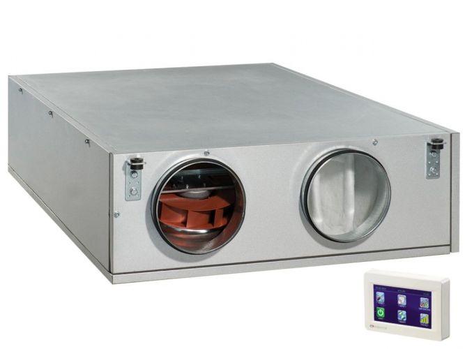 ВЕНТС ВУТ 350 ПЭ ЕС - приточно-вытяжная установка с рекуператором