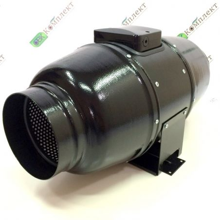 Шумоизолированный вентилятор ВЕНТС ТТ Сайлент-М 125, ТТ Silent-M 125