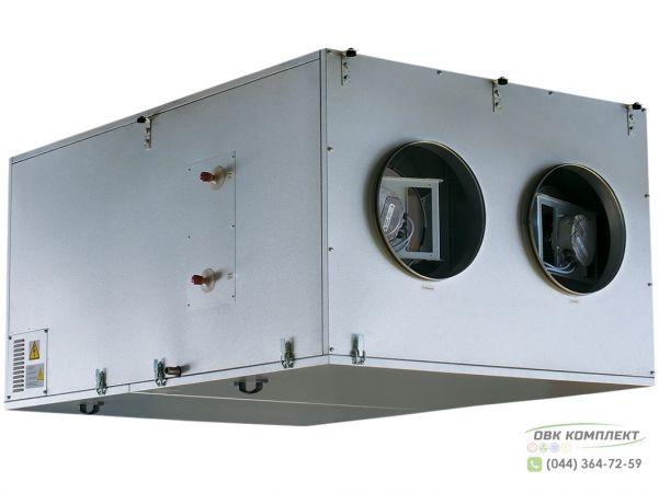 ВЕНТС ВУТ 3000 ПВ ЕС - приточно-вытяжная установка с рекуператором