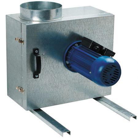 ВЕНТС КСК 160 4Д - шумоизолированный кухонный вентилятор