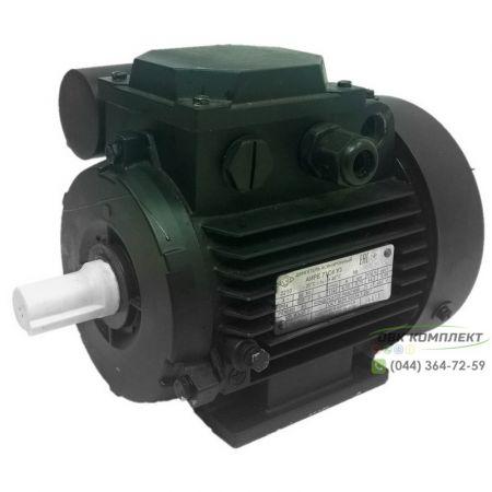 Однофазный электродвигатель АИРЕ 71 В2 | 0,75 кВт 3000 об/мин