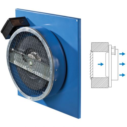 ВЕНТС ВЦ-ПН 200 - вентилятор для круглых каналов