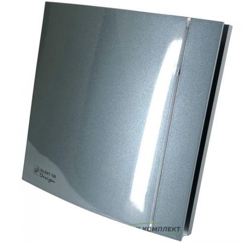 Вентилятор Soler&Palau Silent-100 CZ Grey Design 4C