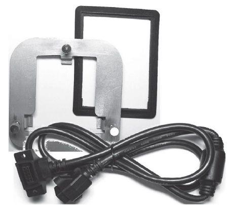 Комплект выносного монтажа панели LCP для MicroDrive FC 51