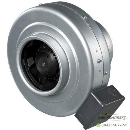 ВЕНТС ВКМц 160 - канальный вентилятор для круглых воздуховодов