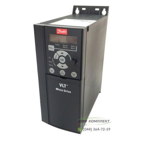132F0007 Danfoss VLT Micro Drive FC 51 2,2 кВт/1ф - Частотный преобразователь