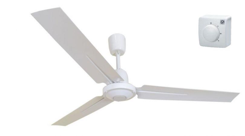 Потолочный вентилятор Soler&Palau HTB-90 RC