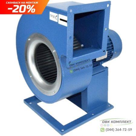 Центробежный вентилятор ВЕНТС ВЦУН 450х203-3,0-8