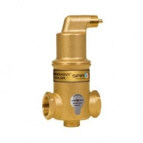 Сепаратор воздуха Spirovent Air AA150 1 1/2