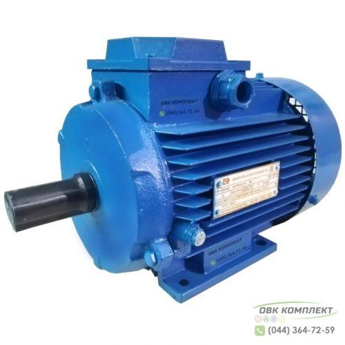 Однофазный электродвигатель АИРЕ 90 L2 | 3 кВт 3000 об/мин
