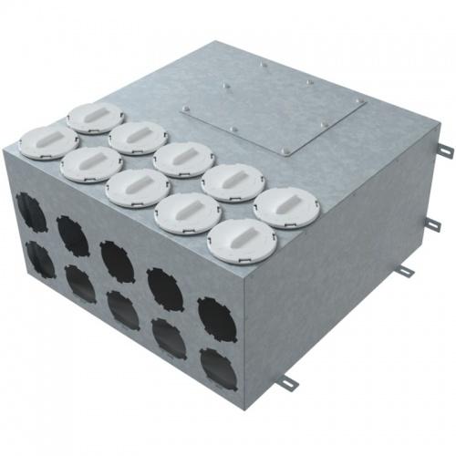 Коллектор FlexiVent 1002160/90х10 / DN90