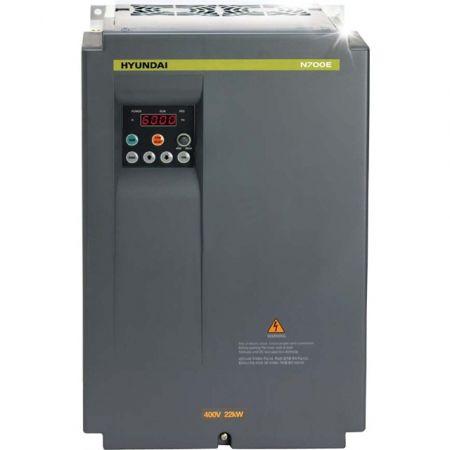Частотный преобразователь Hyundai N700E-220HF/300HFP 22/30 кВт