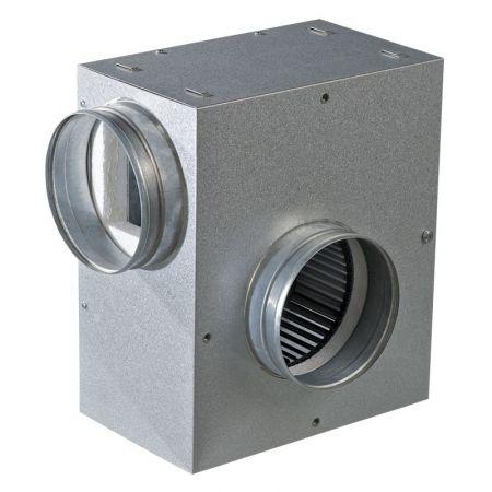 ВЕНТС КСА 125-2Е - шумоизолированный вентилятор
