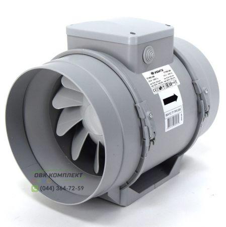 ВЕНТС ТТ ПРО 200 - Канальный вентилятор для круглых каналов