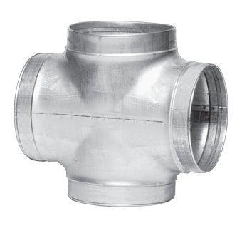 Крестовина ВЕНТС 125 для вентиляционных каналов