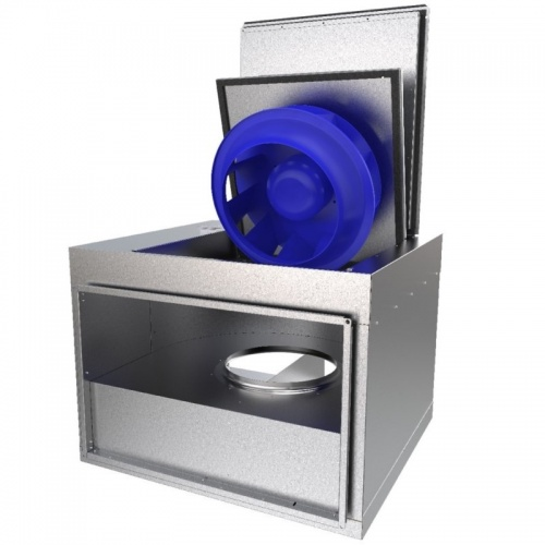 Канальный вентилятор Systemair RSI 100-50 L3