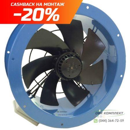 ВЕНТС ВКФ 4Е 250 - осевой вентилятор низкого давления